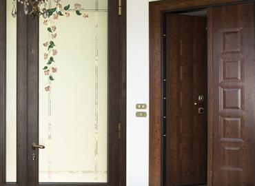 porte e portoni blindati
